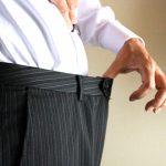 内臓脂肪は「あっという間」に落ちる