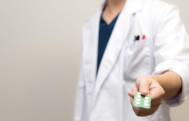 医療用薬を揃えて、万全の応急対策を